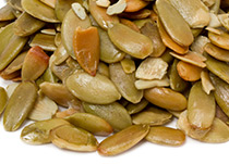 Piping Rock Pumpkin Seeds Roasted Unsalted Shelled