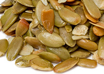 Piping Rock Pumpkin Seeds Roasted & Salted,  Shelled